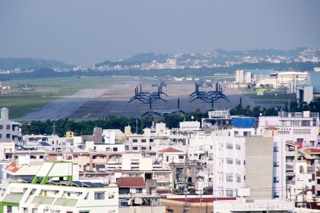沖縄の基地とリサイクルショップの関係