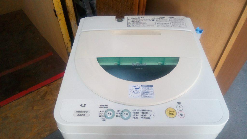 ナショナル洗濯機(分解洗浄済) – 沖縄 リユース・リサイクル ...