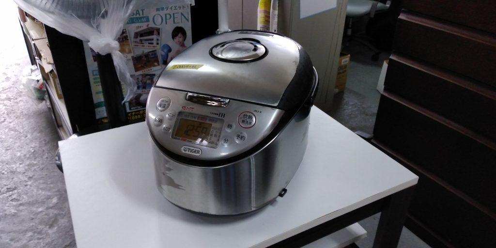 炊飯器 リサイクルショップ アールファクトリー