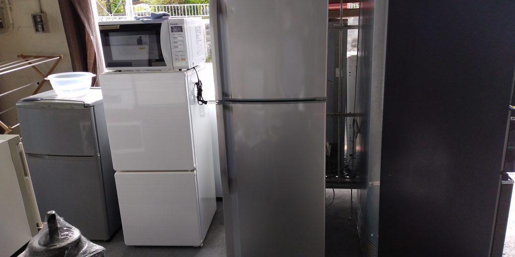 冷蔵庫 沖縄 リサイクルショップ アールファクトリー
