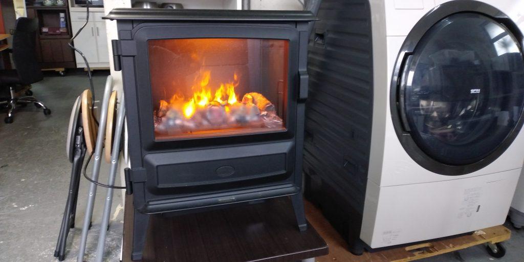 暖炉 沖縄 リサイクルショップ アールファクトリー