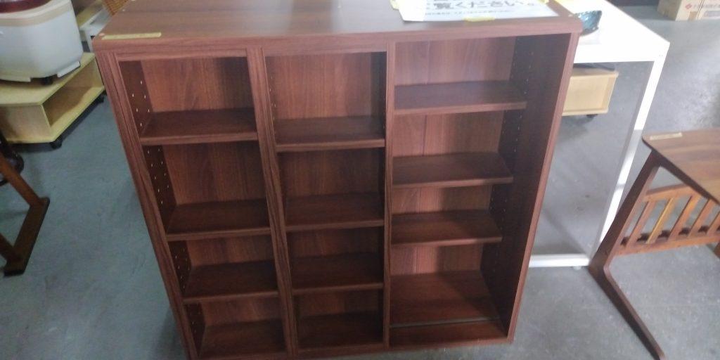 本棚 沖縄 リサイクルショップ アールファクトリー